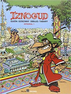 Portada del libro Iznogud: integral 1