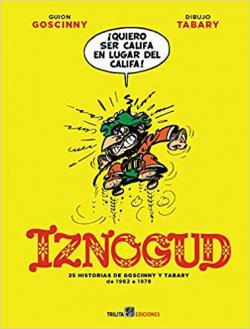 Portada del libro Iznogud: integral 3