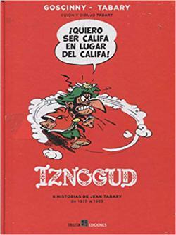 Portada del libro Iznogud: integral 4