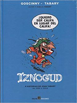 Portada del libro Iznogud: integral 5