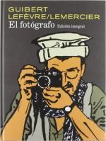 Portada del libro El fotógrafo