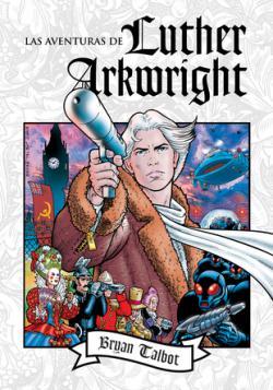 Portada del libro Las aventuras de Luther Arkwright