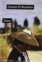 Portada del libro Zama