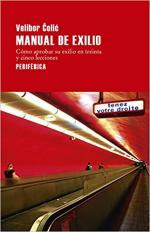 Portada del libro Manual de Exilio