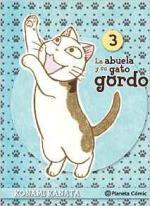 Portada del libro La abuela y su gato gordo 3