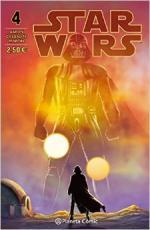 Portada del libro Star Wars. Número 04