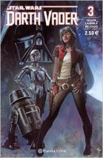 Portada del libro Darth Vader. Star Wars 3