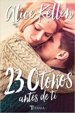 Portada del libro 23 otoños antes de ti