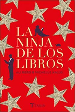 Portada del libro La ninja de los libros