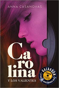Portada del libro Carolina y los valientes