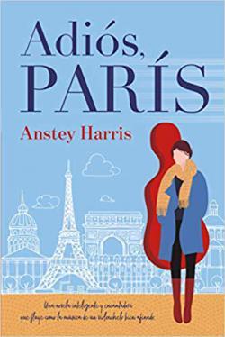 Portada del libro Adiós, París
