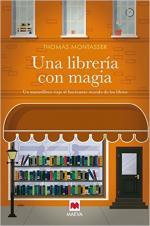 Portada del libro Una librería con magia