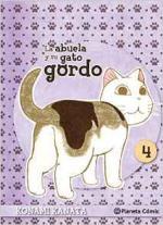 Portada del libro La abuela y su gato gordo 4
