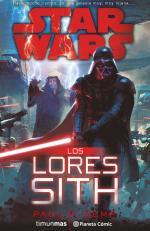 Portada del libro Star Wars. Los lores Sith