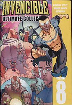 Portada del libro Invencible ultimate collection vol. 8