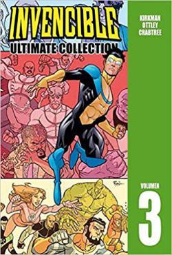 Portada del libro Invencible ultimate collection vol. 3