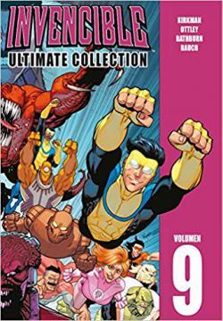 Portada del libro Invencible ultimate collection vol. 9