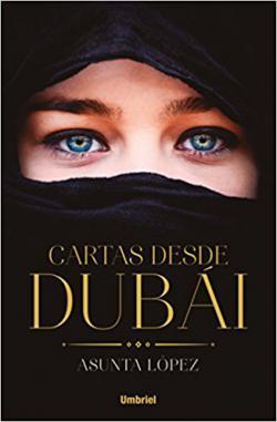 Portada del libro Cartas desde Dubai
