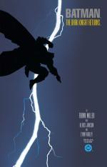 Portada del libro Batman: El regreso del Caballero Oscuro
