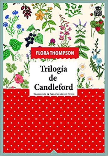 Portada del libro Trilogía de Candleford