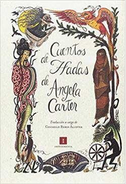 Portada del libro Cuentos de hadas de Angela Carter