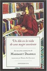 Portada del libro Un día en la vida de una mujer sonriente