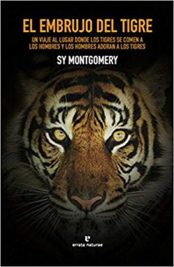 Portada del libro El embrujo del tigre