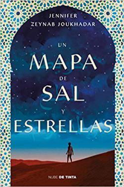 Portada del libro Un mapa de sal y estrellas