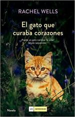 Portada del libro El gato que curaba corazones