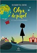 Portada del libro Olga de papel