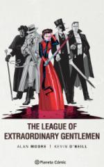 Portada del libro La liga de los hombres extraordinarios. Vol 3