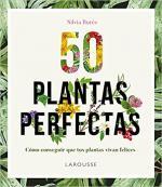 Portada del libro 50 plantas perfectas
