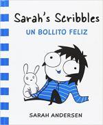 Portada del libro Sarah's Scribbles: Un bollito feliz