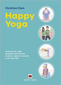 Portada del libro Happy yoga