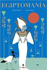 Portada del libro Egiptomanía