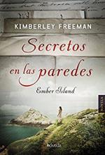 Portada del libro Secretos en las paredes: Ember Island