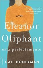 Portada del libro Eleanor Oliphant está perfectamente