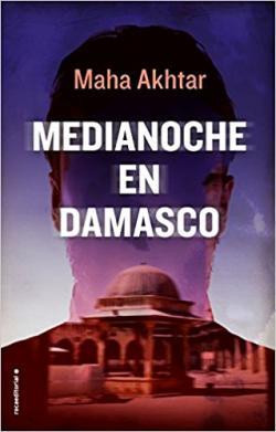 Portada del libro Medianoche en Damasco