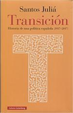 Portada del libro Transición