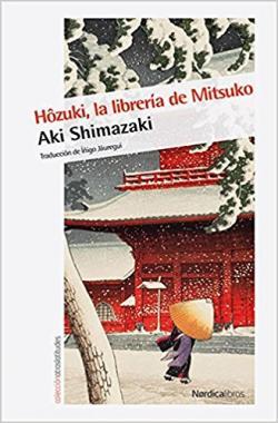 Portada del libro Hôzuki, la librería de Mitsuko