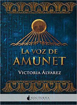 Portada del libro La voz de Amunet