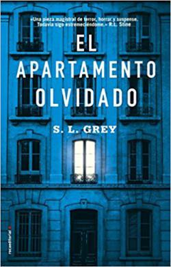 Portada del libro El apartamento olvidado