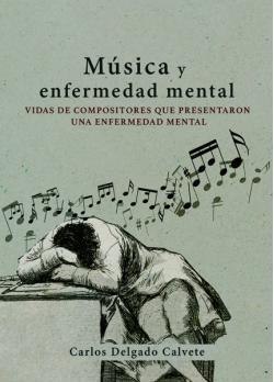 Portada del libro Música y enfermedad mental