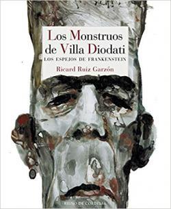 Portada del libro Los Monstruos De Villa Diodati