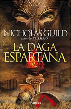 Portada del libro La daga espartana