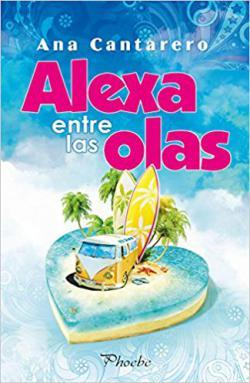 Portada del libro Alexa entre las olas