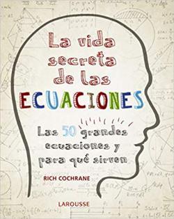 Portada del libro La vida secreta de las ecuaciones