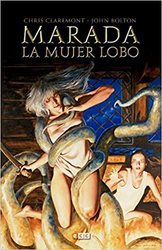 Portada del libro Marada la Mujer Lobo
