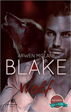 Portada del libro Blake Wolf