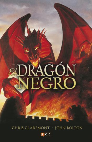 Portada del libro El Dragón Negro